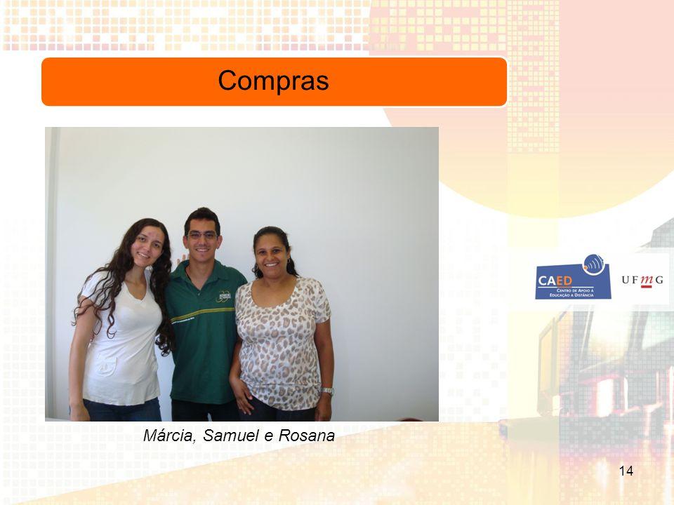 Compras Márcia, Samuel e Rosana 14