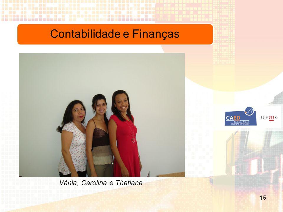 Contabilidade e Finanças Vânia, Carolina e Thatiana 15