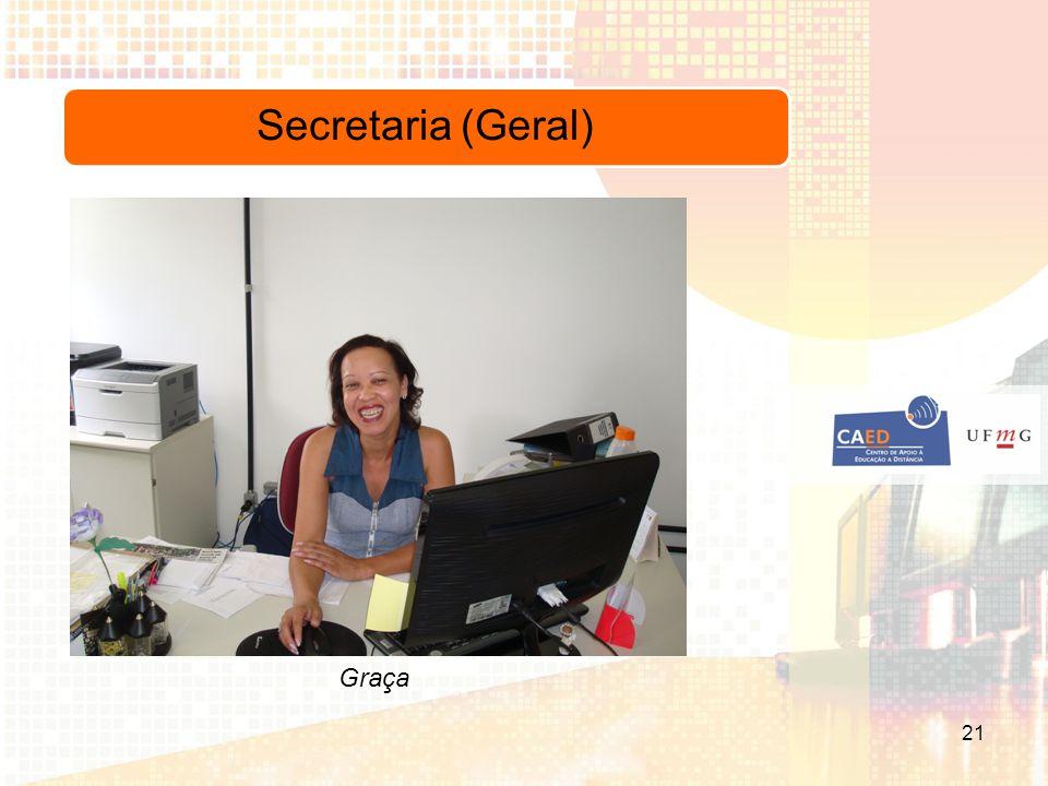 Secretaria (Geral) Graça 21