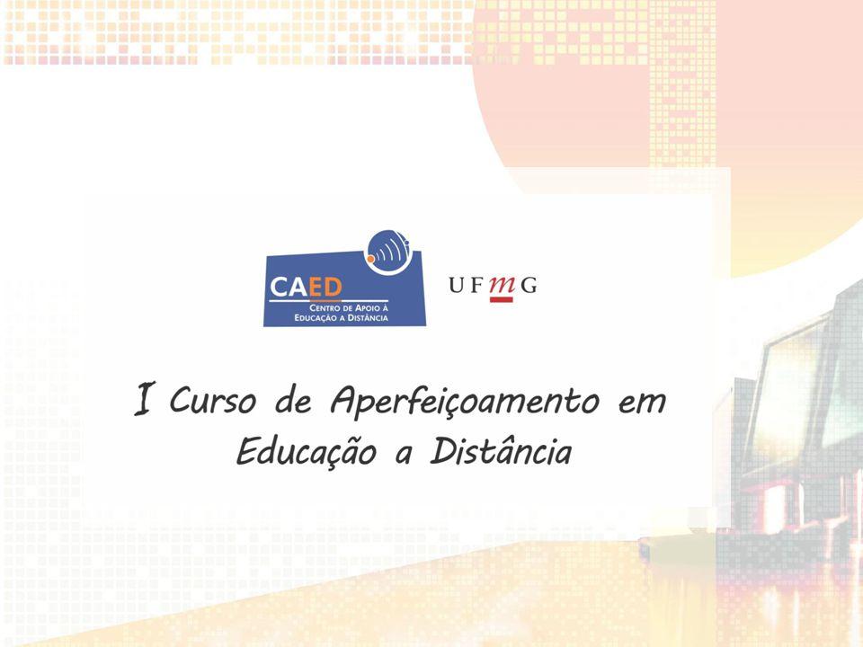 Objetivo geral Promover a formação em serviço de todo o contingente de profissionais envolvidos nos cursos ofertados pela UFMG no âmbito da UAB (cursos de graduação, especialização e extensão): 25