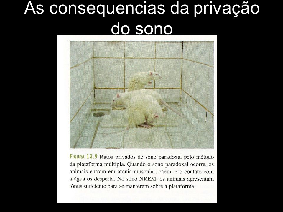 As consequencias da privação do sono