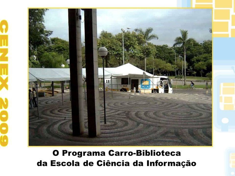 HISTÓRICO O Programa Carro-Biblioteca: Frente de Leitura é o segundo mais antigo Programa de Extensão da UFMG.