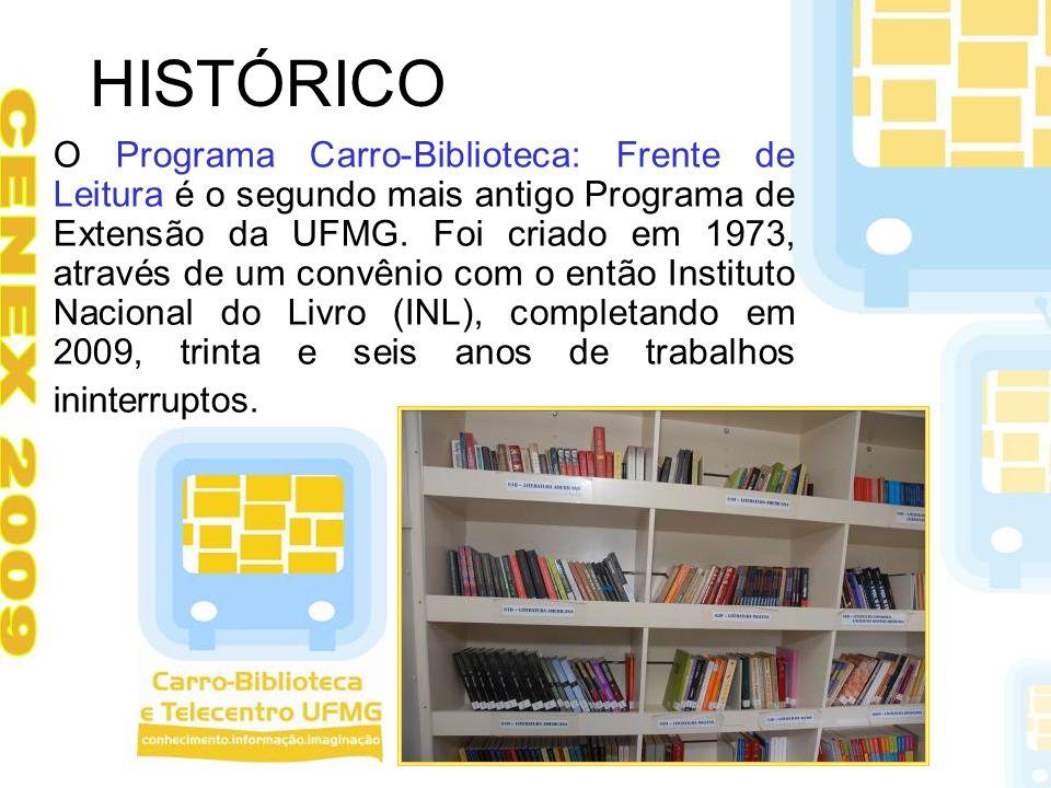 O atendimento à comunidade Bonsucesso começou em 05/05/2009.