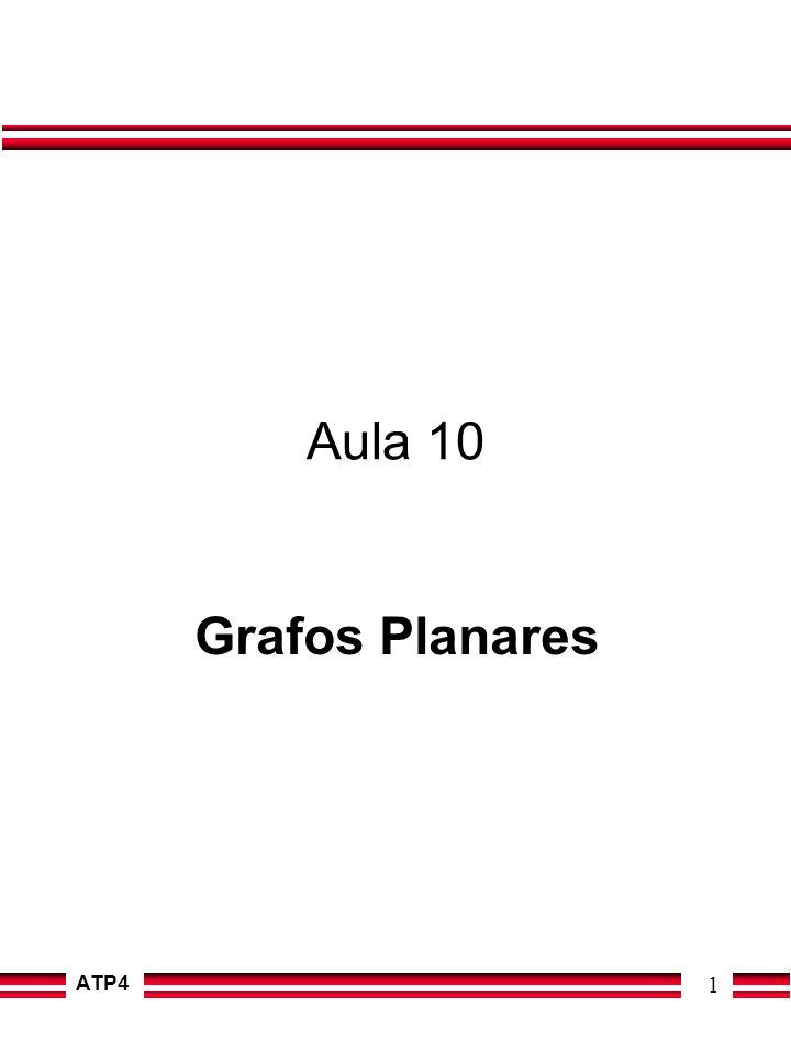 ATP4 1 Aula 10 Grafos Planares
