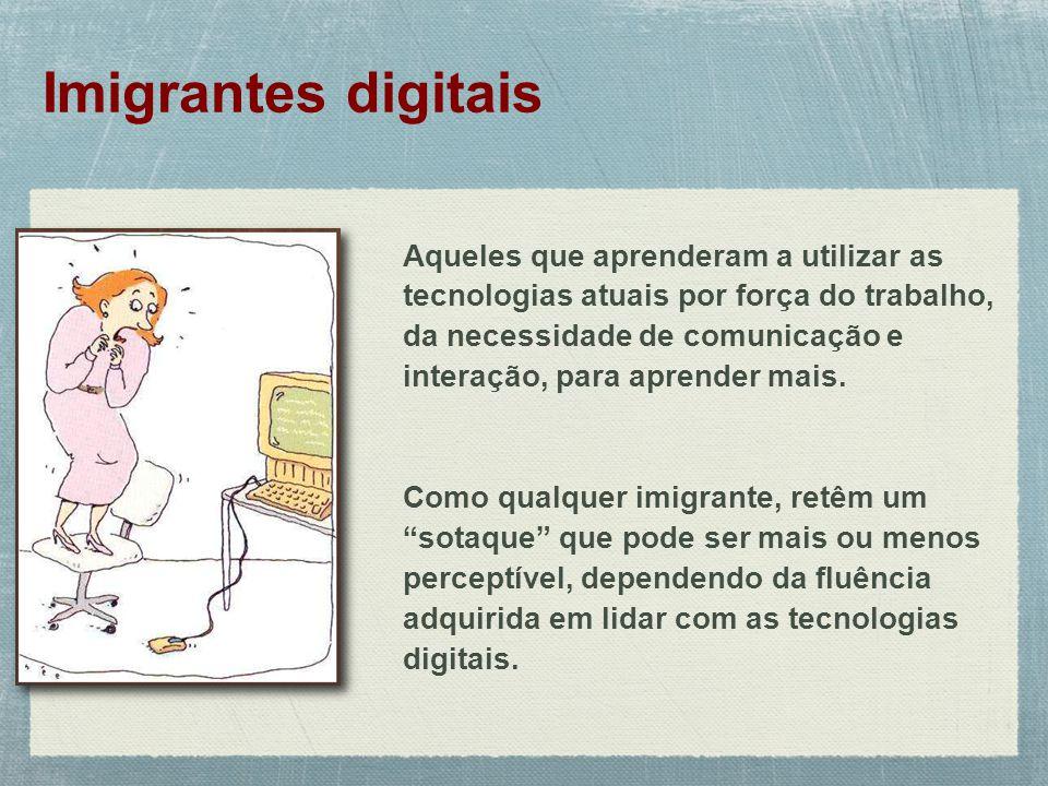 Native BridgeUndecidedImmigrantRefugee Downloads Uploads COL04 Textos de gêneros digitais com autenticidade / produzidos com as reais características do gênero.