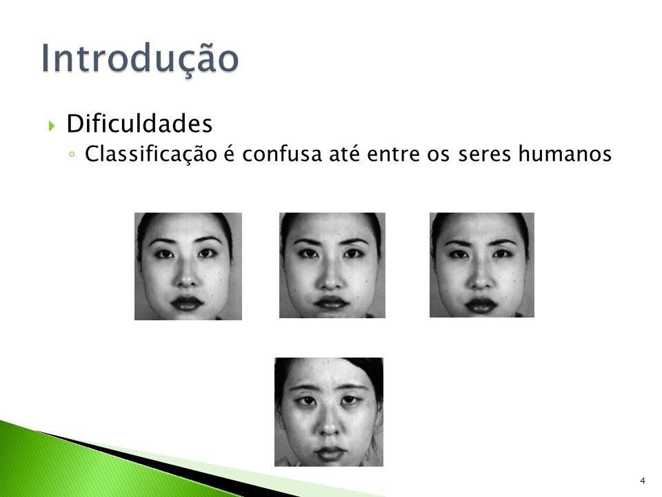 Dificuldades Classificação é confusa até entre os seres humanos 4