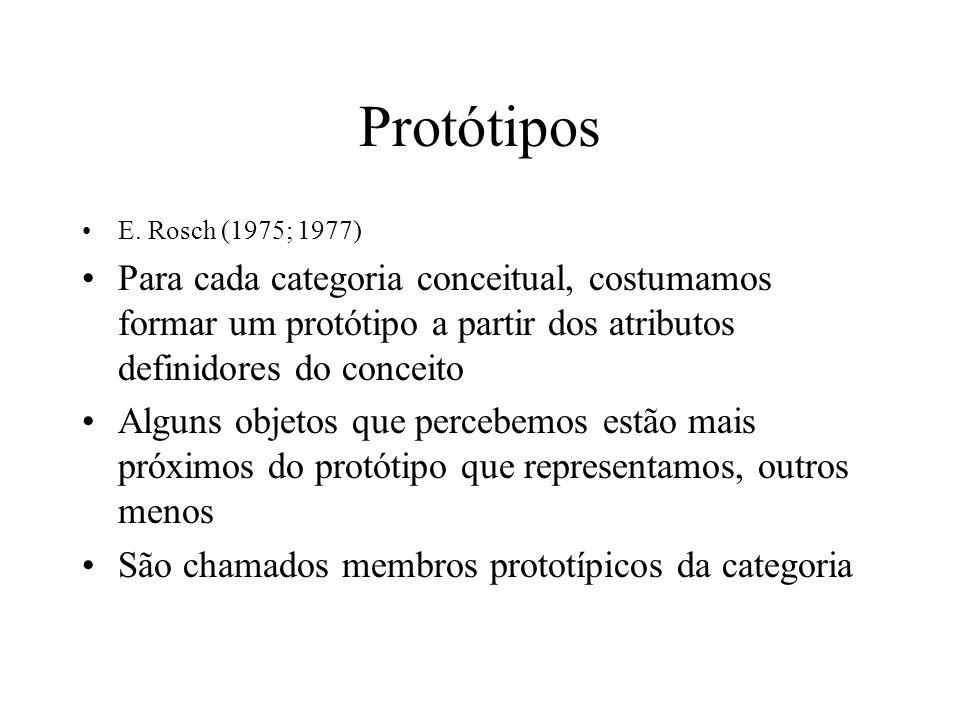 Protótipos E.