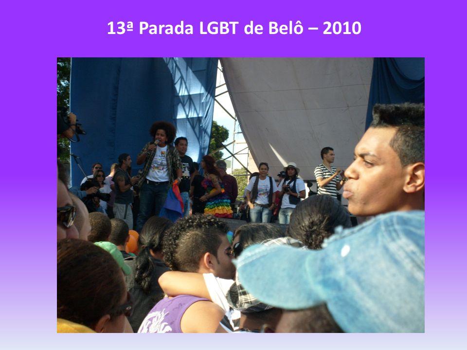 13ª Parada LGBT de Belô – 2010