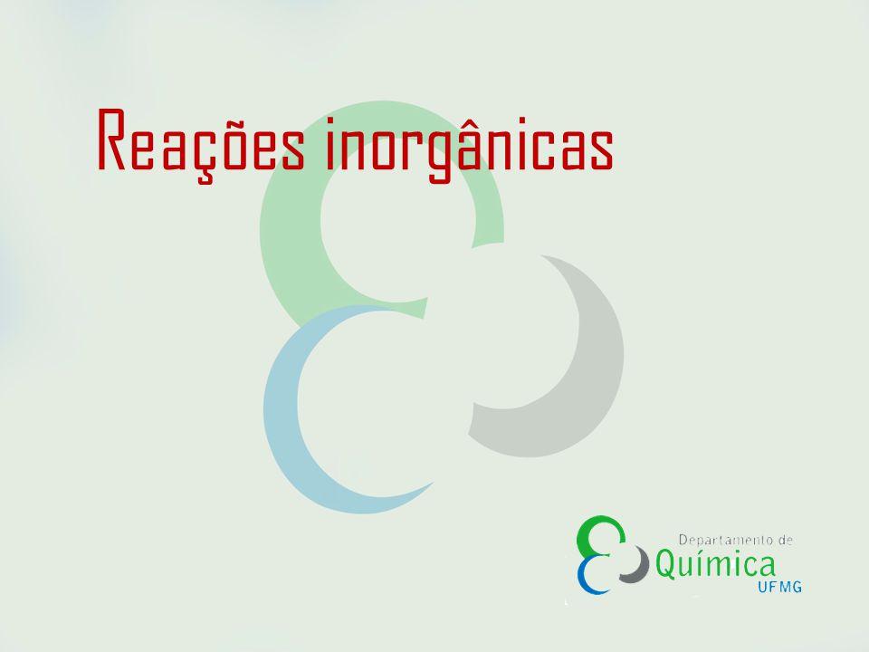 INTRODUÇÃO Uma reação química ocorre quando uma ou mais substâncias interagem de modo a formar novas substâncias.