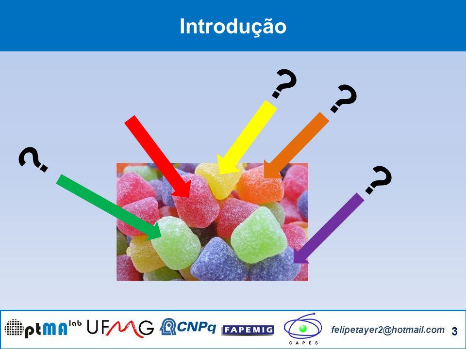 3 felipetayer2@hotmail.com Introdução ? ? ? ?