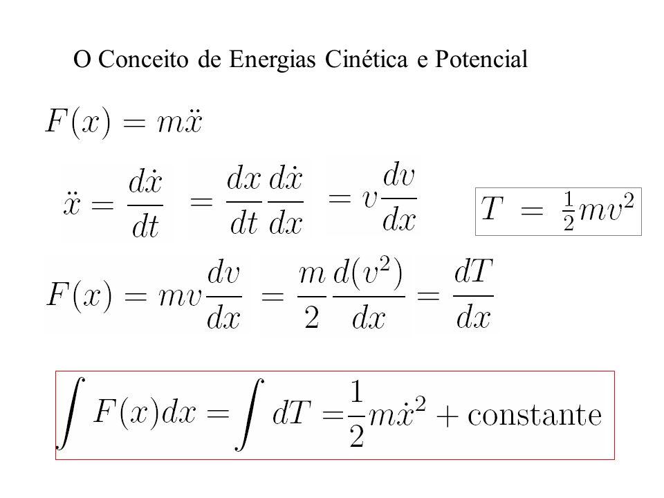 O Conceito de Energias Cinética e Potencial