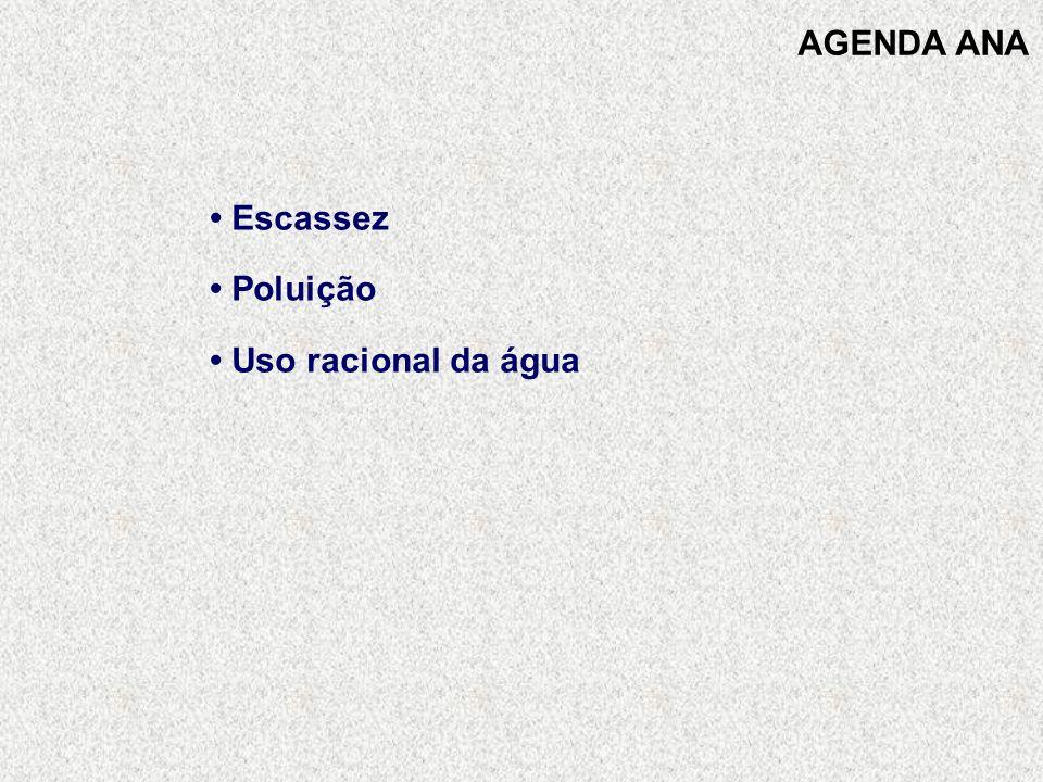 Despoluição R$ 85 milhões investidos em estações de tratamento de esgotos PRODES ANA 5 ANOS Comitês 5 Comitês instalados e funcionando: Verde Grande, PCJ, São Francisco, Paraíba do Sul, Doce.