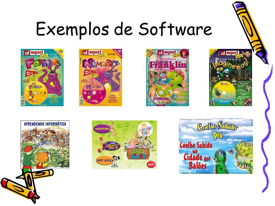 Exemplos de Software