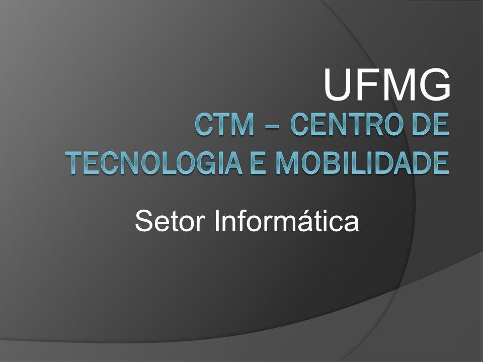 UFMG Setor Informática