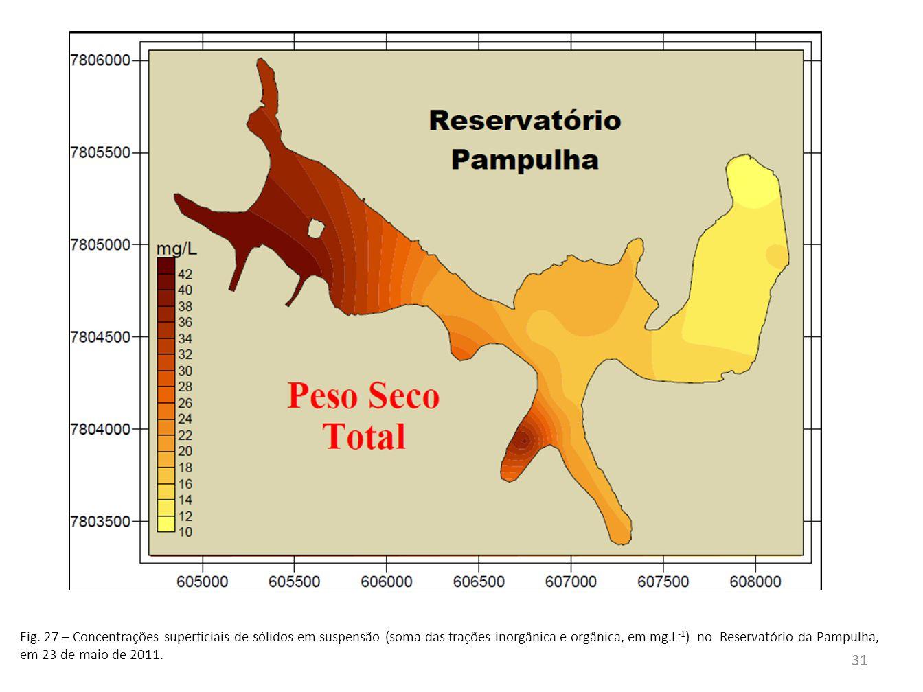 32 Os reservatórios e rios que se localizam em zonas urbanas são muito afetados por esse tipo de poluição.