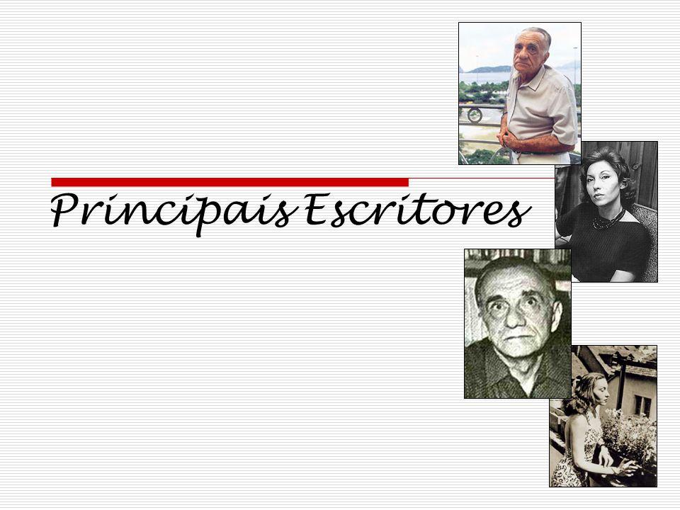 Principais Escritores
