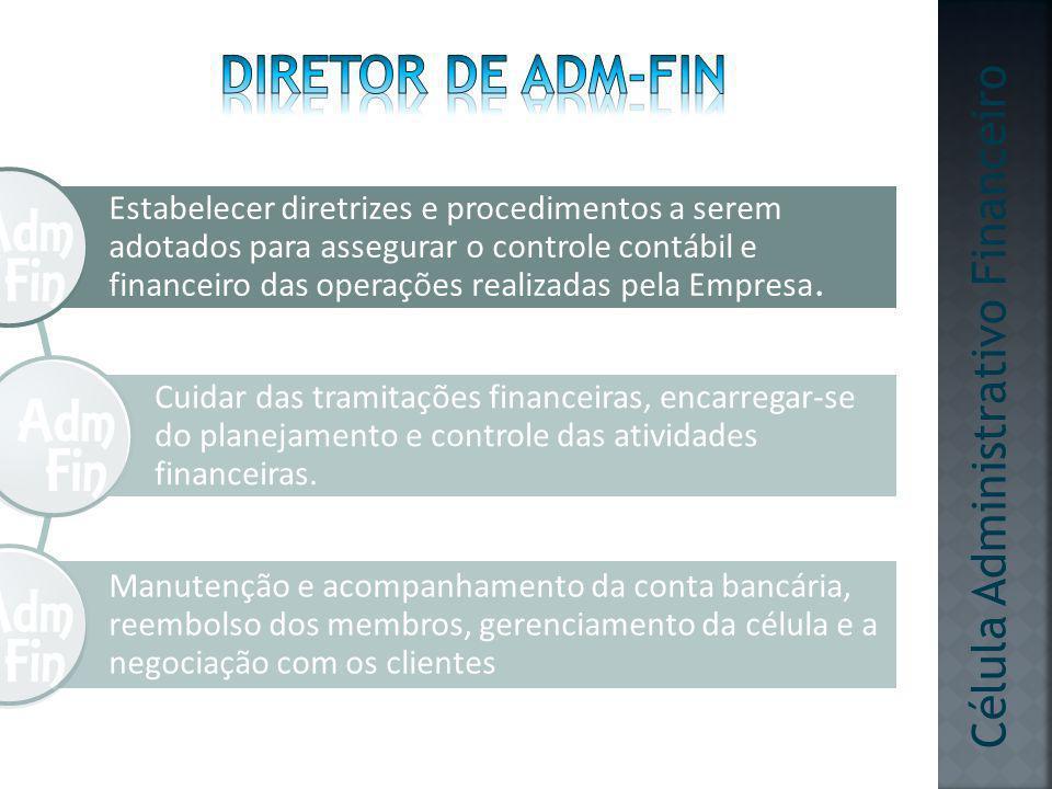 Estabelecer diretrizes e procedimentos a serem adotados para assegurar o controle contábil e financeiro das operações realizadas pela Empresa. Cuidar