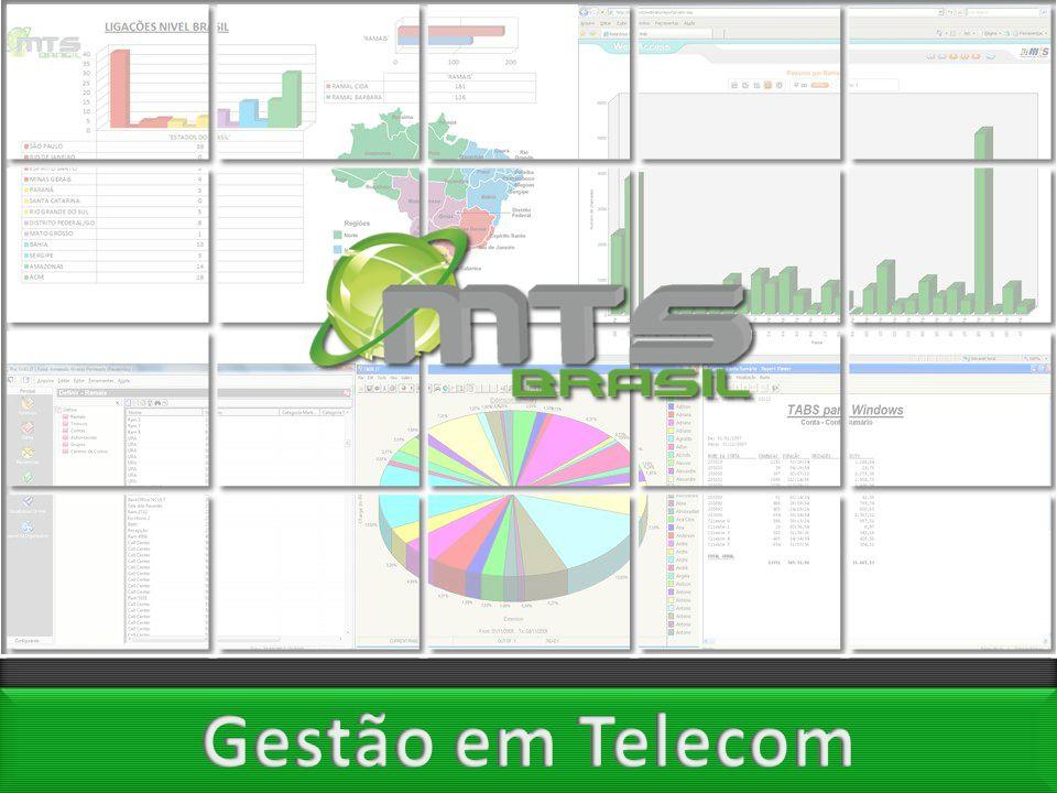 Controle via WEB Gerenciamento do sistema via WEB