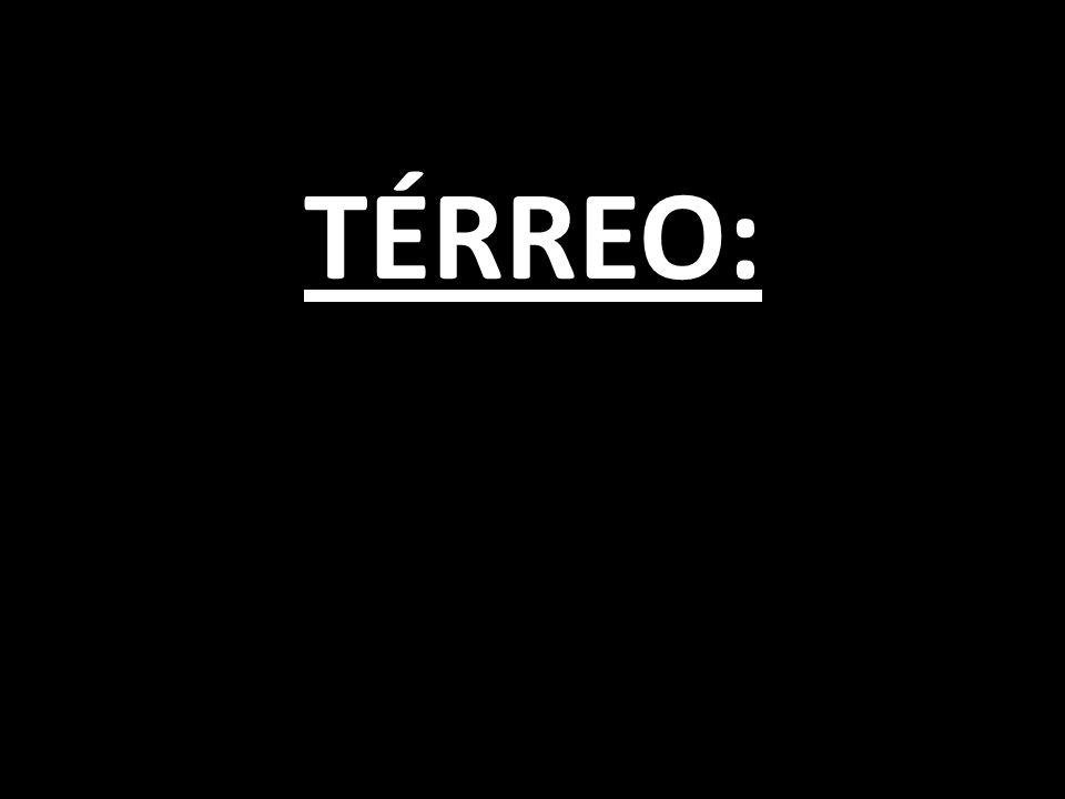 TÉRREO: