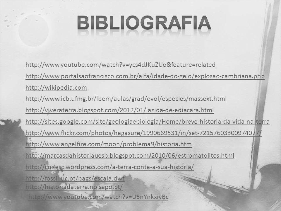 http://www.youtube.com/watch?v=U5nYnkxiyBc http://www.youtube.com/watch?v=ycs4dJKuZUo&feature=related http://www.portalsaofrancisco.com.br/alfa/idade-