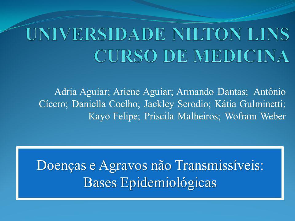 O perfil epidemiológico e demográfico brasileiro recente Redução da mortalidade precoce.