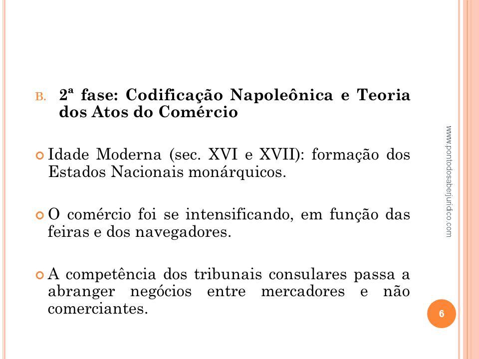 7.8 M ARCA Definição contida no art.122 da Lei n.