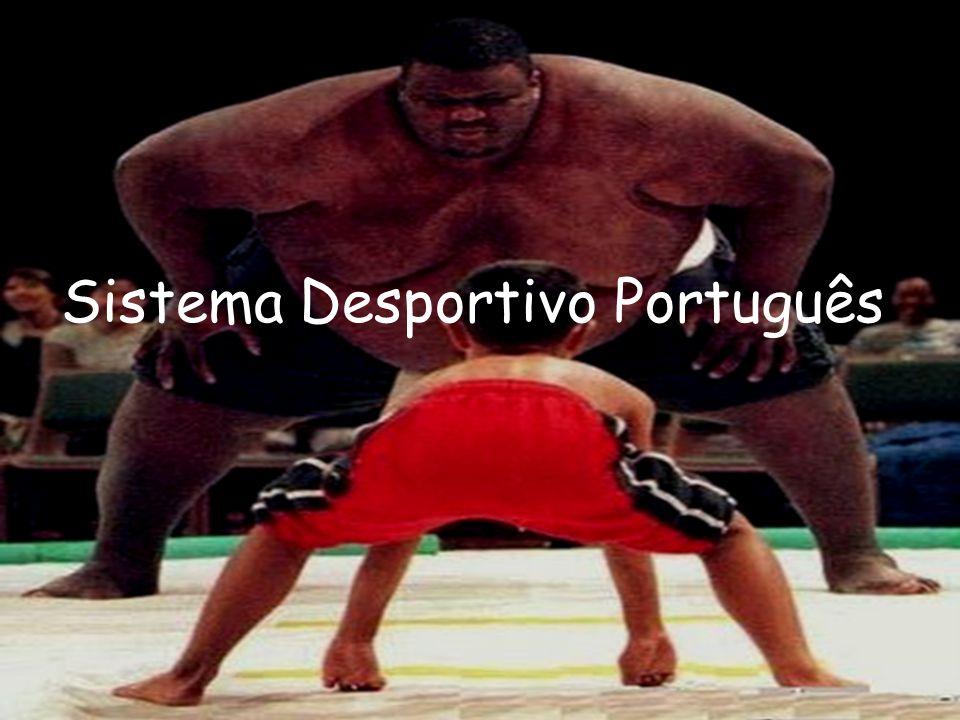 Sistema Desportivo Português