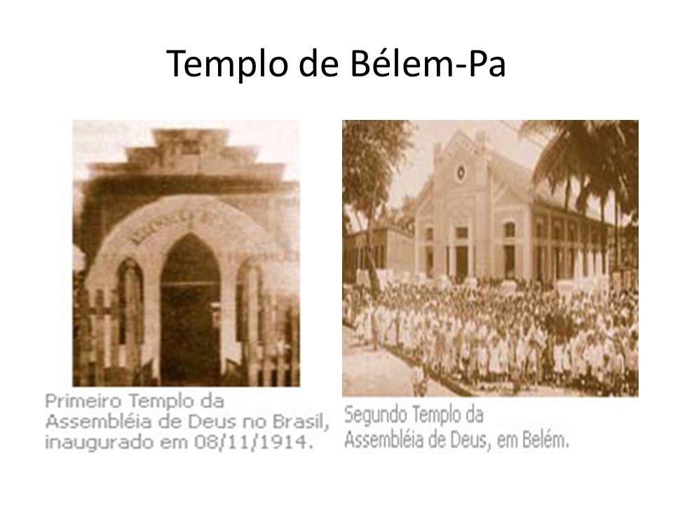Templo de Bélem-Pa