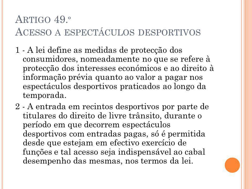 A RTIGO 49.