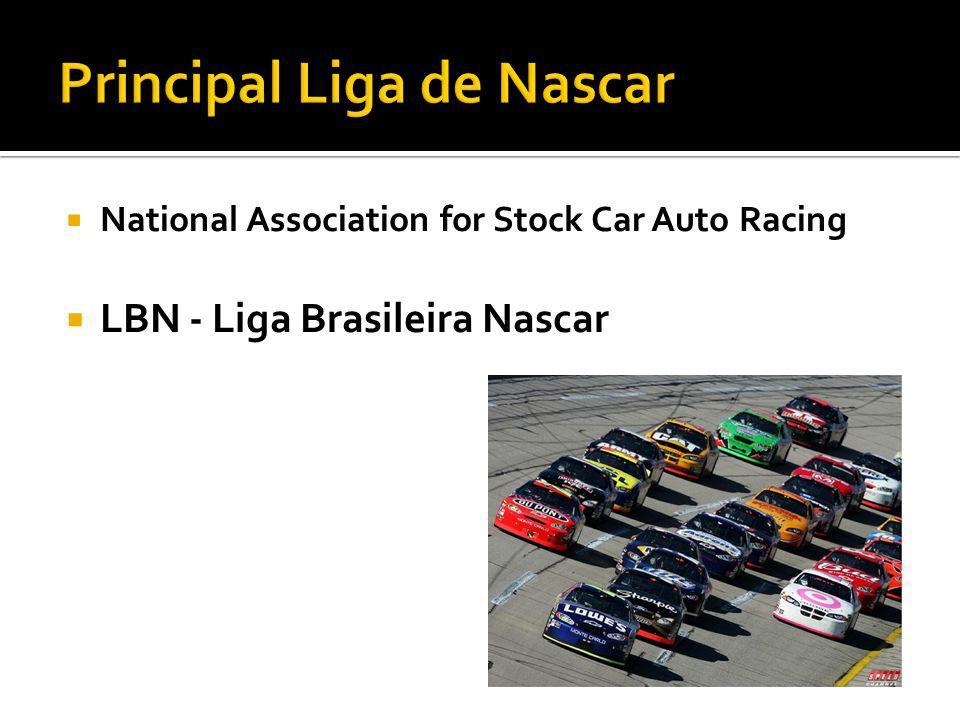 National Association for Stock Car Auto Racing LBN - Liga Brasileira Nascar