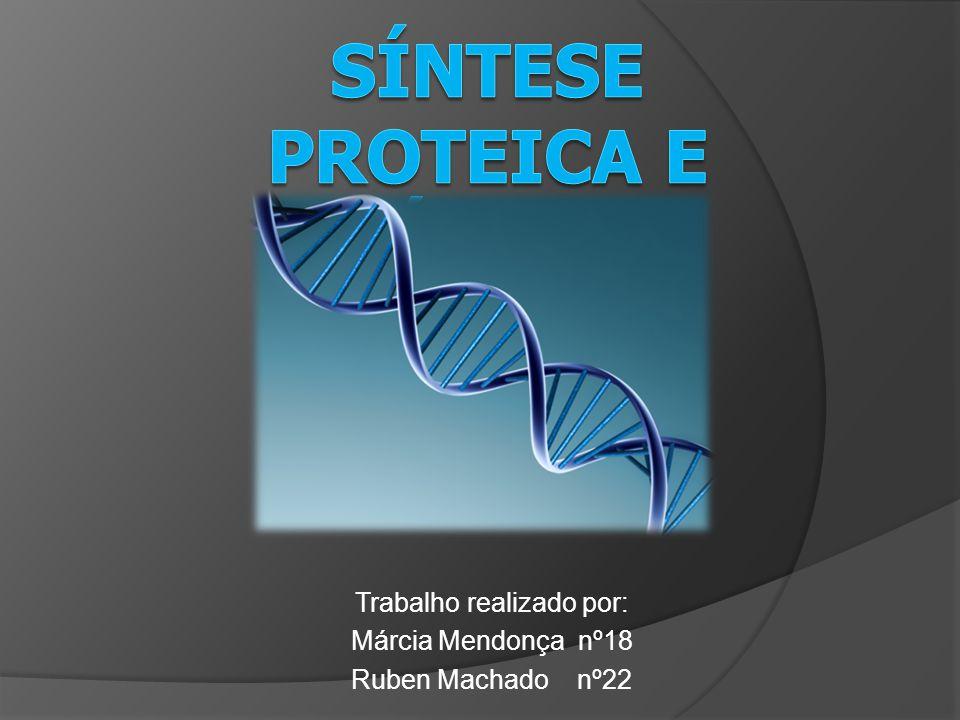Trabalho realizado por: Márcia Mendonça nº18 Ruben Machado nº22