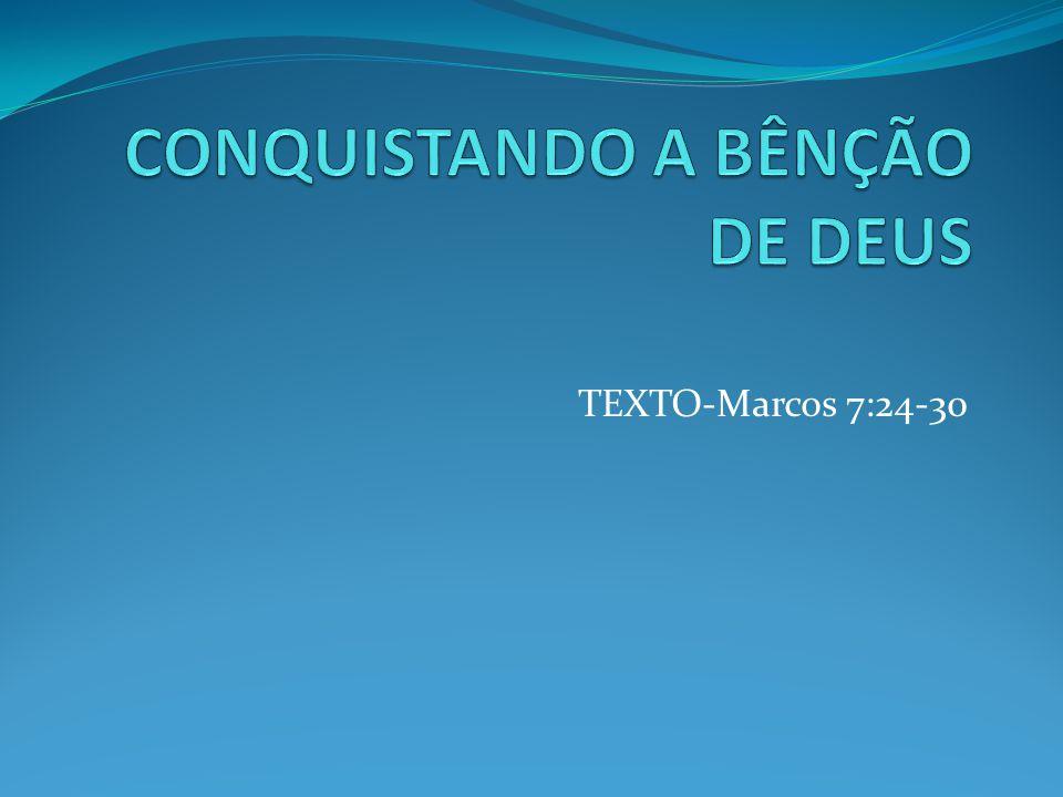 TEXTO-Marcos 7:24-30