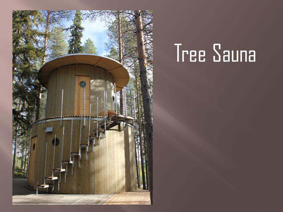 Tree Sauna