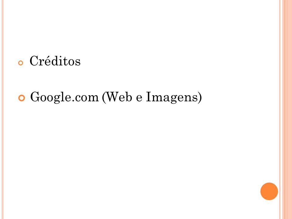 Créditos Google.com (Web e Imagens)