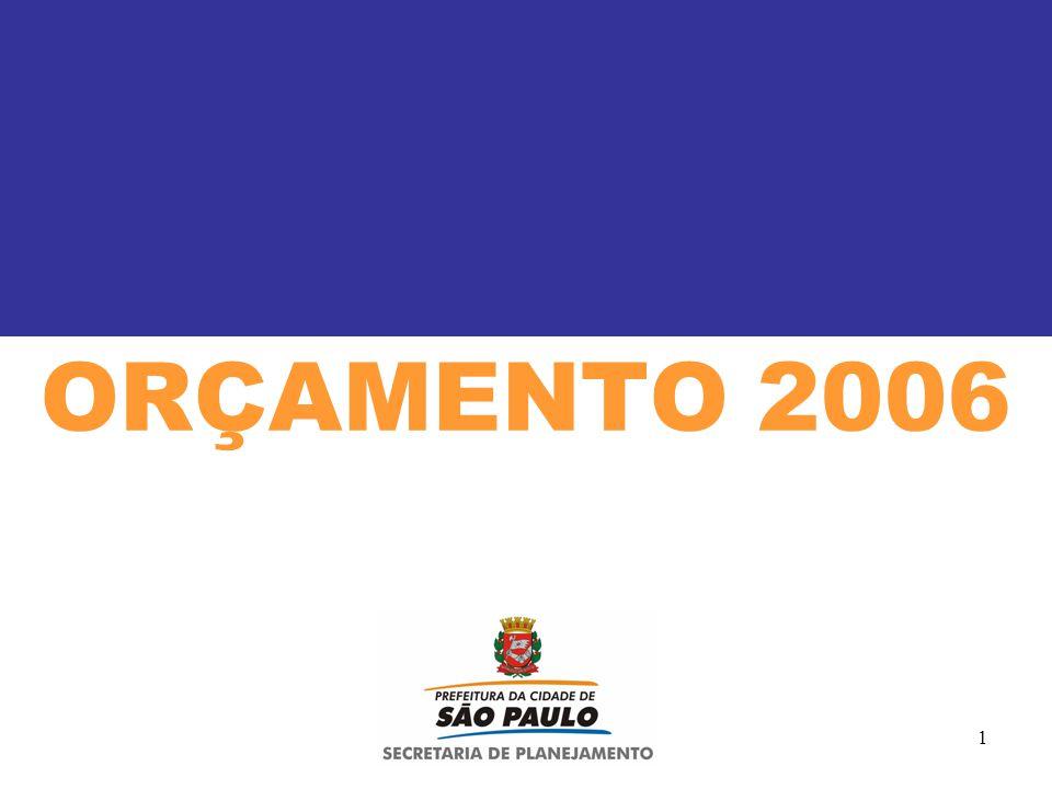 1 ORÇAMENTO 2006
