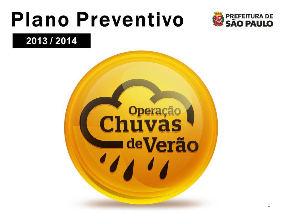 1 Plano Preventivo 2013 / 2014