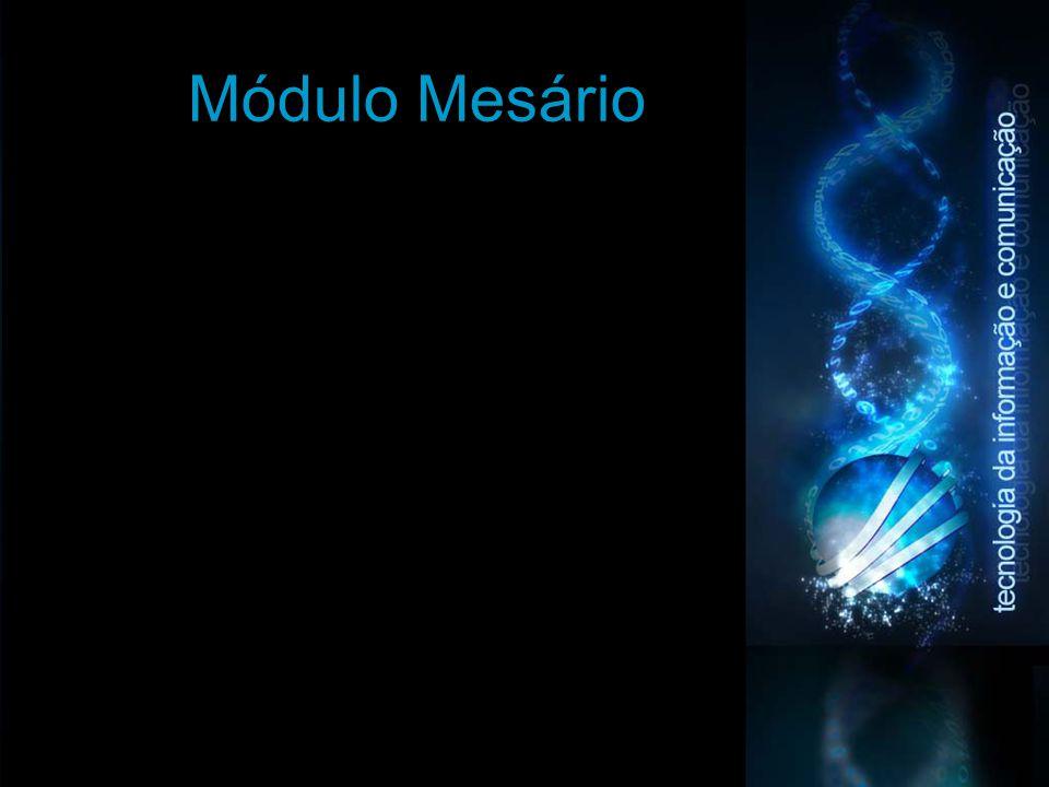 Módulo Mesário