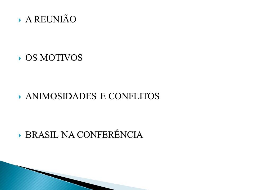 A posição do Brasil em relação à conferência de Estocolmo era de defender o desenvolvimento a qualquer custo e não reconhecer a gravidade dos problemas ambientais.