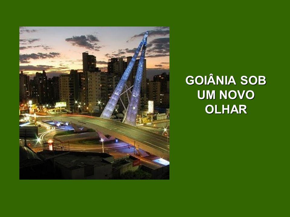 A nova capital do Estado de Goiás foi construída em meio a grandes transformações políticas e culturais no país.