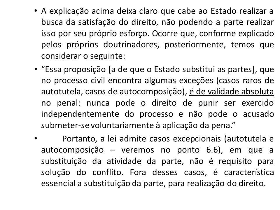 A segunda característica da jurisdição que devemos estudar, diz respeito ao escopo jurídico de atuação do direito.