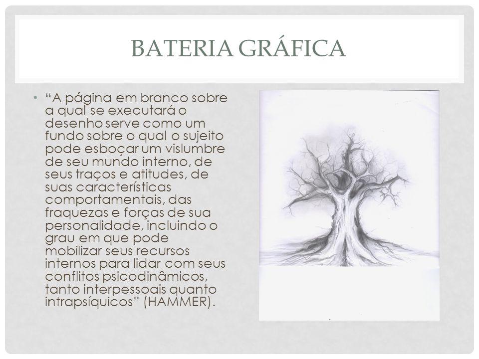 BATERIA GRÁFICA Segundo Buck (2003), nenhum detalhe(s) ou combinação destes possui significado fixo ou absoluto.