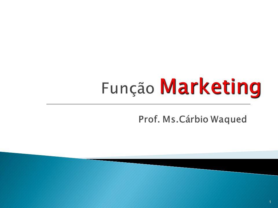 Prof. Ms.Cárbio Waqued 1