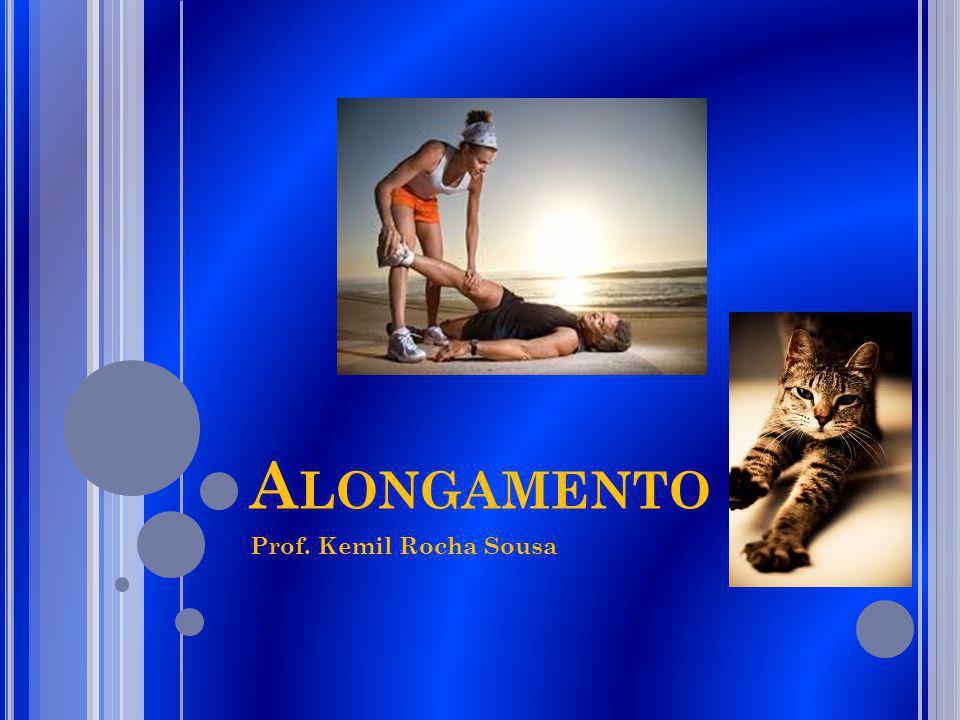 A LONGAMENTO Prof. Kemil Rocha Sousa