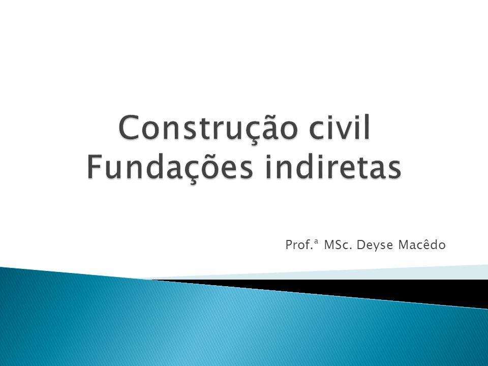 Prof.ª MSc. Deyse Macêdo