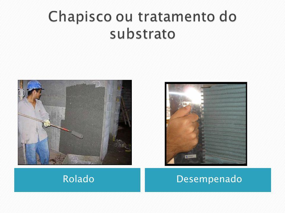 Fonte: Consitra, 2007 7°Passo – Zerar o aparelho que realiza o arrancamento 9°Passo – Pastilha arrancada e a partir da qual avalia-se o tipo de ruptura apresentado.