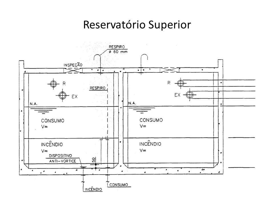 Reservatório Superior