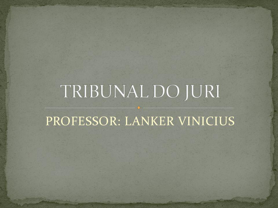 PROFESSOR: LANKER VINICIUS