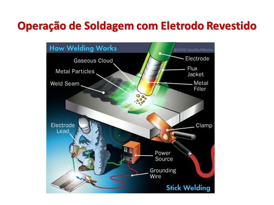 Operação de Soldagem com Eletrodo Revestido