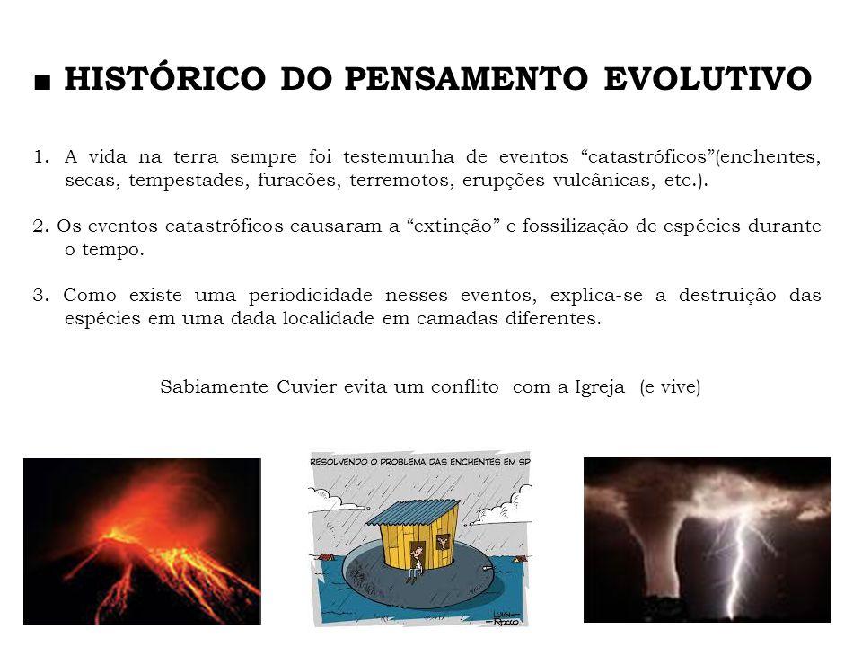 1.A vida na terra sempre foi testemunha de eventos catastróficos(enchentes, secas, tempestades, furacões, terremotos, erupções vulcânicas, etc.). 2. O
