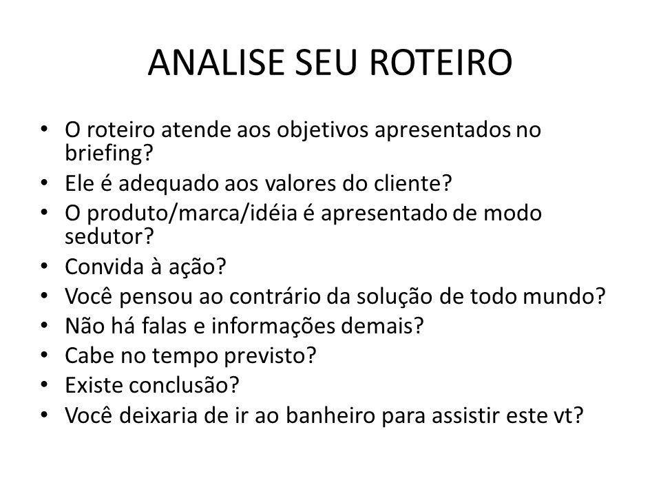 MODELOS DE ROTEIRO – Texto corrido Agência: W/Brasil Cliente: Bombril Produto: Mon Bijou Título: Fernandinho Em cena, o garoto Bombril.